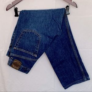 Vintage Gap Jeans / High Rise Straight Fit - 31x30